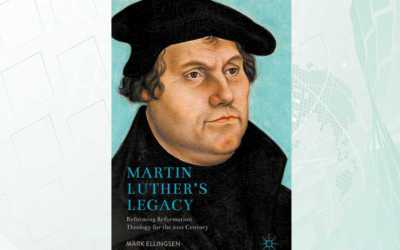 Martin Luther's Legacy: Reforming Reformation Theology