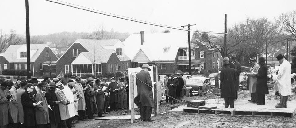 ITC Ground Breaking (02/04/1960)