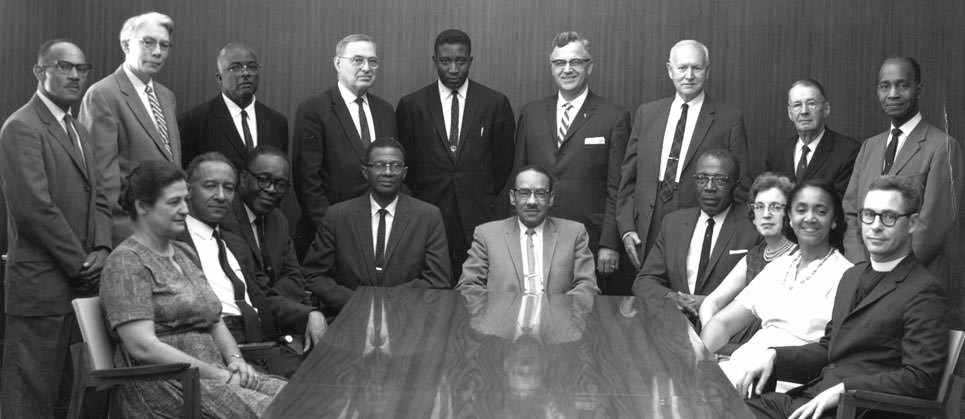 First ITC Faculty (1964)
