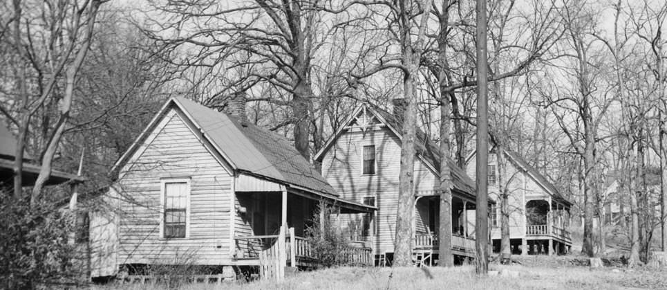 Student Housing- Exterior Cottages (1948)