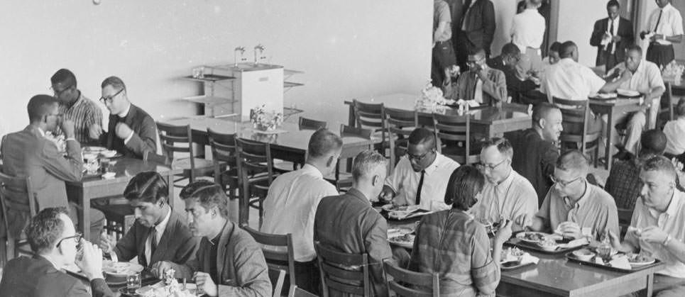 ITC Dining Hall/ Cafeteria ( 1963)
