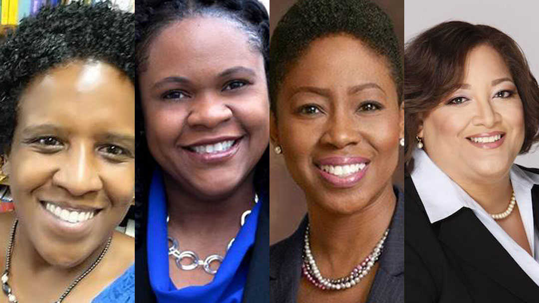 Four women with ITC connections are among the women who are shattering the glass ceiling in theology education