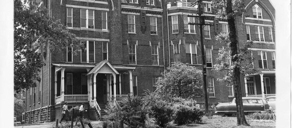 Gammon  Seminary Dorm
