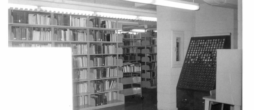 Gibert Haven Memorial Library
