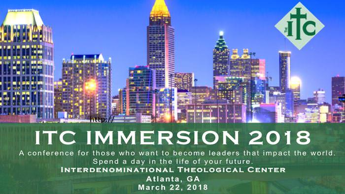 ITC Immersion 2018 Announcement