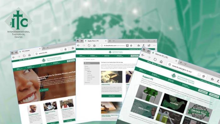 ITC Brand New Website Launch